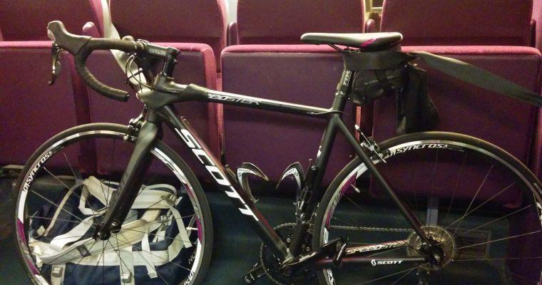 Comment voyager en train avec son vélo ?
