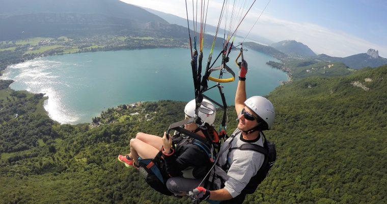 Camp de base : Annecy et la Haute Savoie